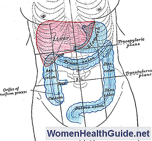 Colon Pain Location (rechts, linke Seite), Symptome und Ursachen ...